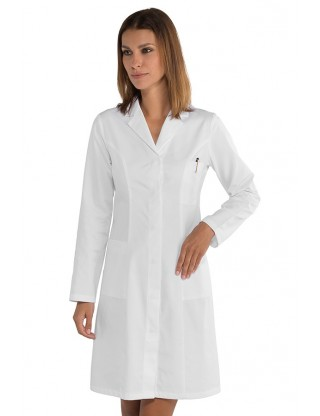 Valencia slim white coat...