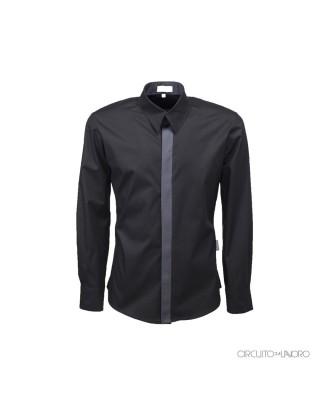 Matisse Man Shirt - black...