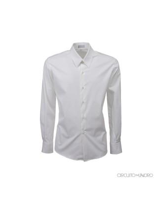 Camicia Dali' Uomo bianca