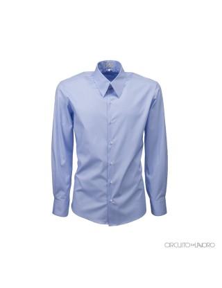 Dali 'Man blue shirt
