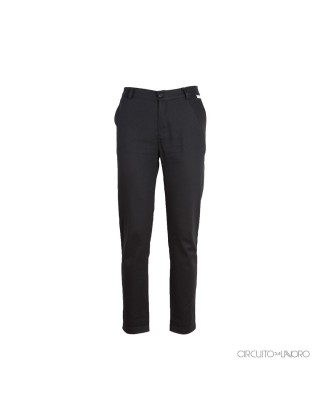 Cezanne Black Man Trousers
